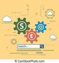 site web, seo, optimization