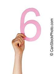 six, nombre