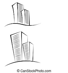 sketchy, bâtiments