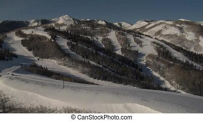 ski, prise vue aérienne, recours