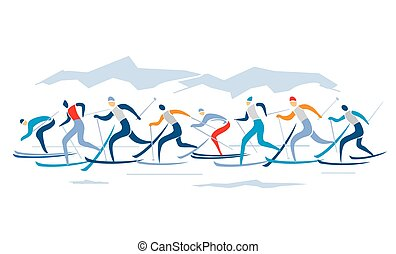 ski, transnational, concurrence