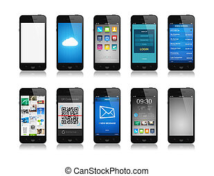 smartphone, collection