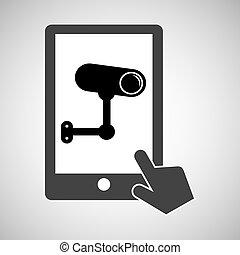 smartphone, protection données, surveillance
