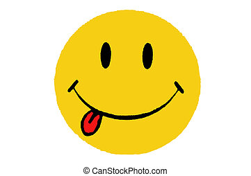 smiley, icône