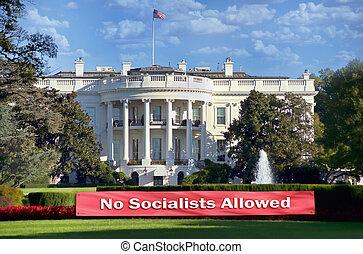 socialiste, allowed., non