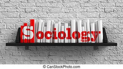 sociology., education, concept.
