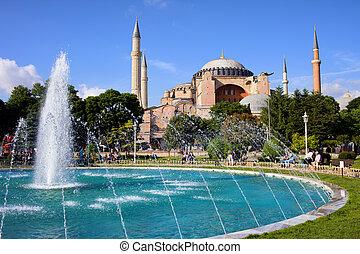sofia, hagia, istanbul