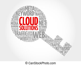 solutions, nuage
