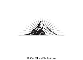 sommet montagne