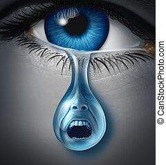 souffrance, détresse