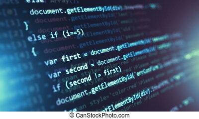 source, résumé, code, programmation, fond