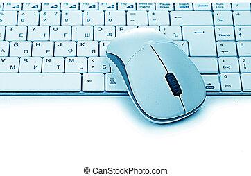 souris ordinateur, clavier