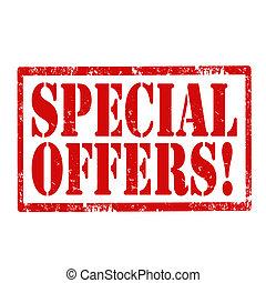 spécial, offers-stamp