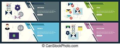 spam, blocage, antivirus, protection, sécurité