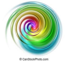 spectral, spirale