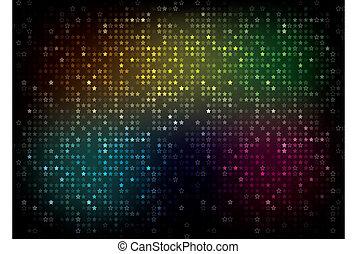 spectre, fond couleur, résumé