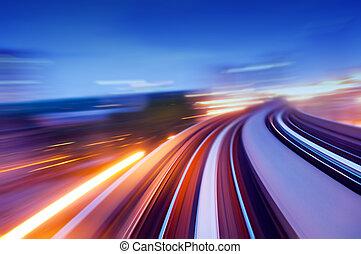 speedway.
