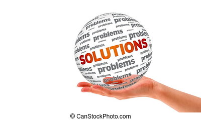 sphère, mot, solutions