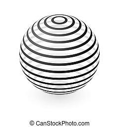sphère, résumé, élément