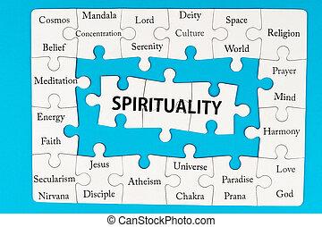 spiritualité, concept