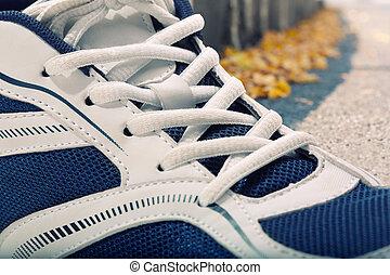 sport, chaussure
