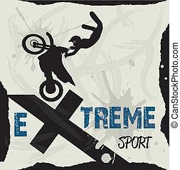 sport, extrême