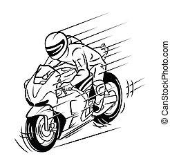 sport, moto