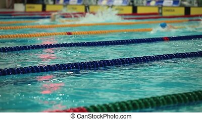 sport, piscine