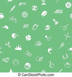 sport, seamless, fond, texture