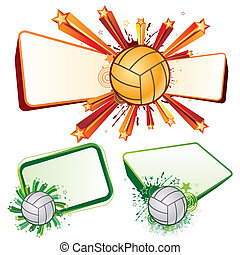 sport, volley-ball