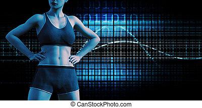 sports, services médicaux
