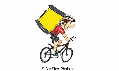 spotrs, cycliste, bycycle., sportsman., cavalcade, cycle.