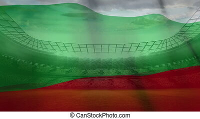 stade, bulgare, onduler, football