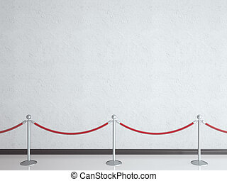 stanchions, galerie