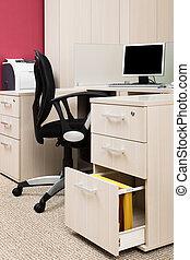 station travail, informatique