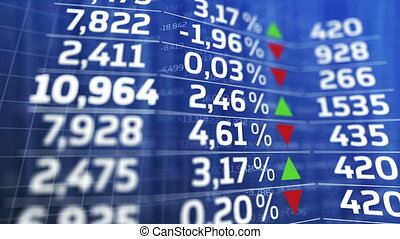 """""""stock, marché, concept"""", business, échange"""
