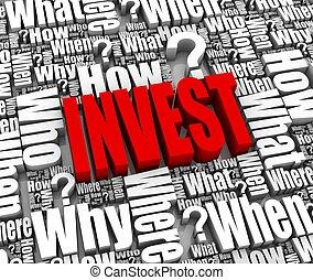 stratégie investissement