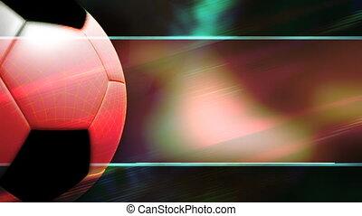 style, football, fond, gabarit