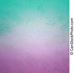 style, gradient, couleurs, papier, retro, violet, cyan
