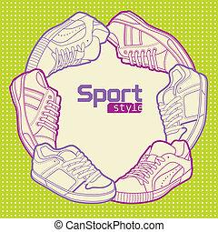 style, sport