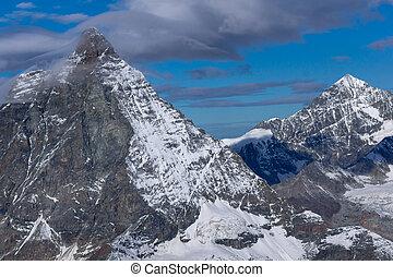 suisse, matterhorn, alpes