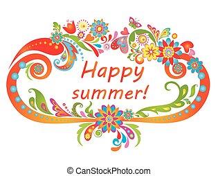 summer!, heureux
