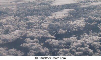 sur, nuages