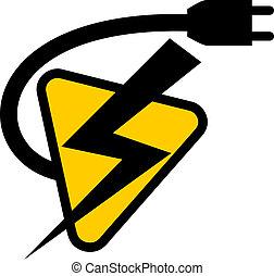 symbole, électrique