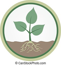 symbole, agriculture