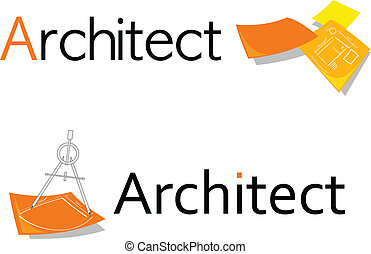 symbole, architecte
