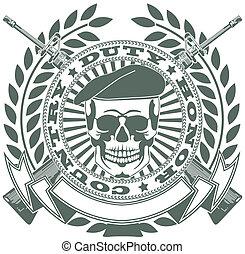 symbole, armée