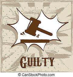 symbole, coupable