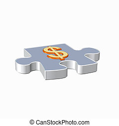 symbole, dollar