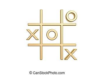 symbole, fond blanc, isolé